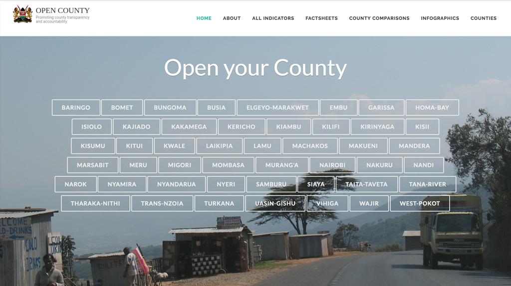 Open County