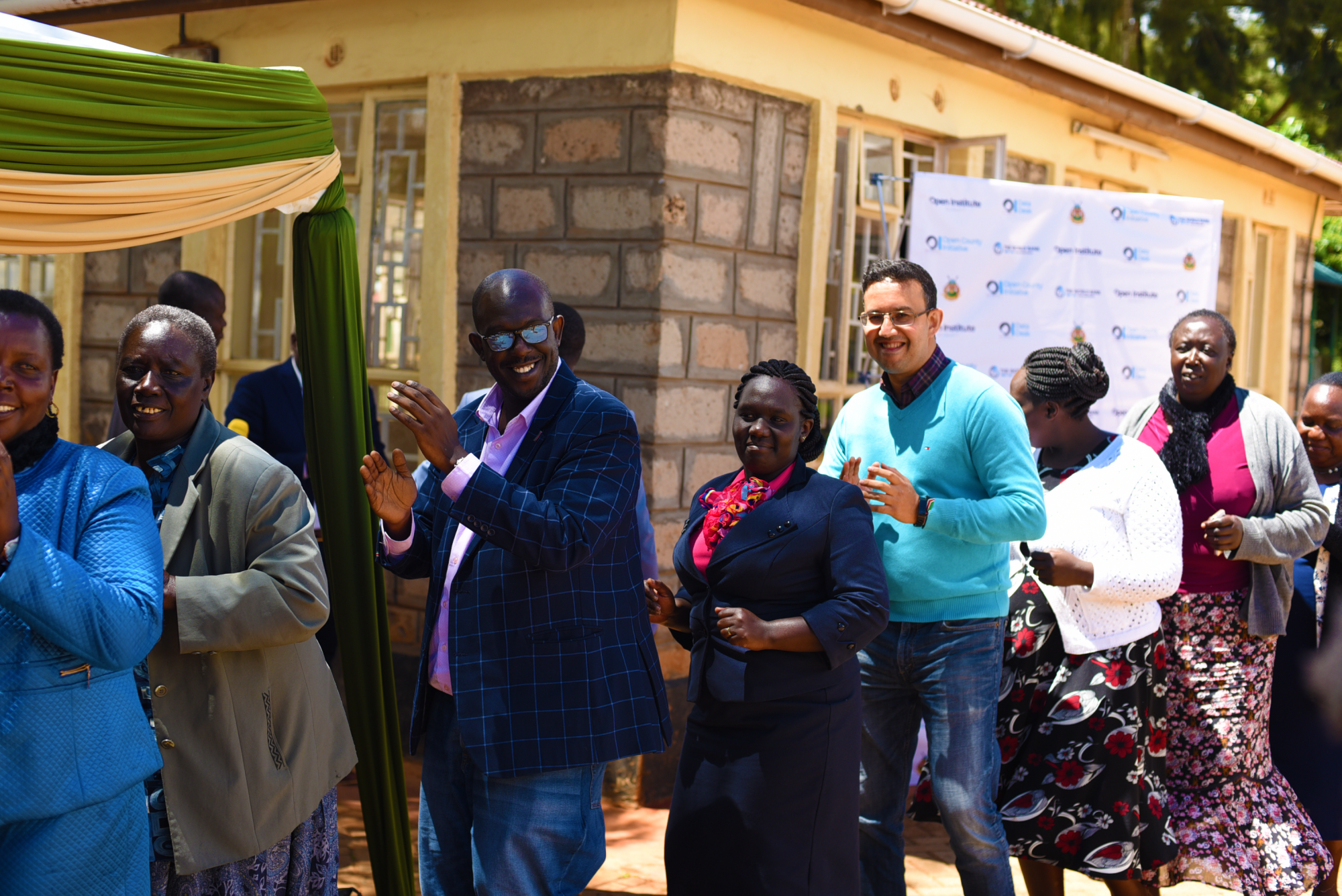 Elgeyo Marakwet Data Desk Launch